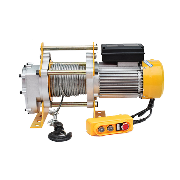 KCD electric winch Featured Image