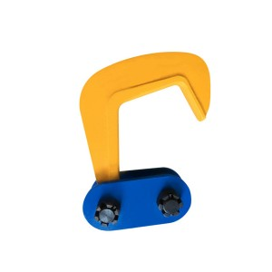 QD Die forging steel plate clamp