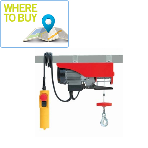 Where to buy mini electric hoist?