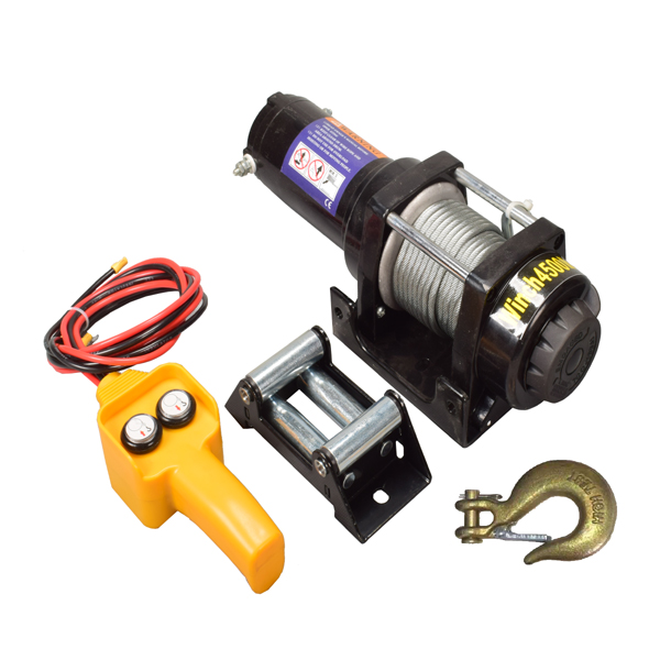 FG series Electric Winch Featured Image