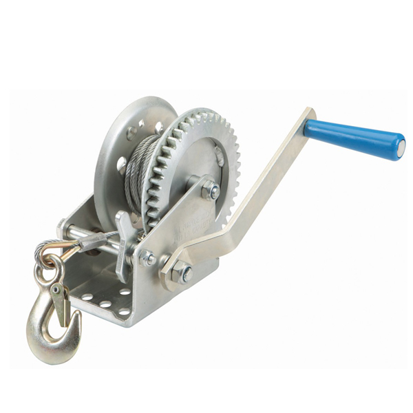 T Trailer Hand Puller Winch Featured Image