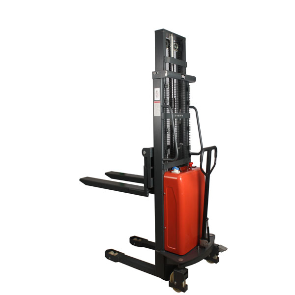 Semi-electric Stacker Featured Image