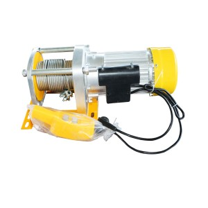 SY electric winch