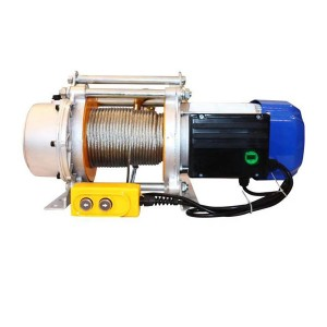 DY Electric winches