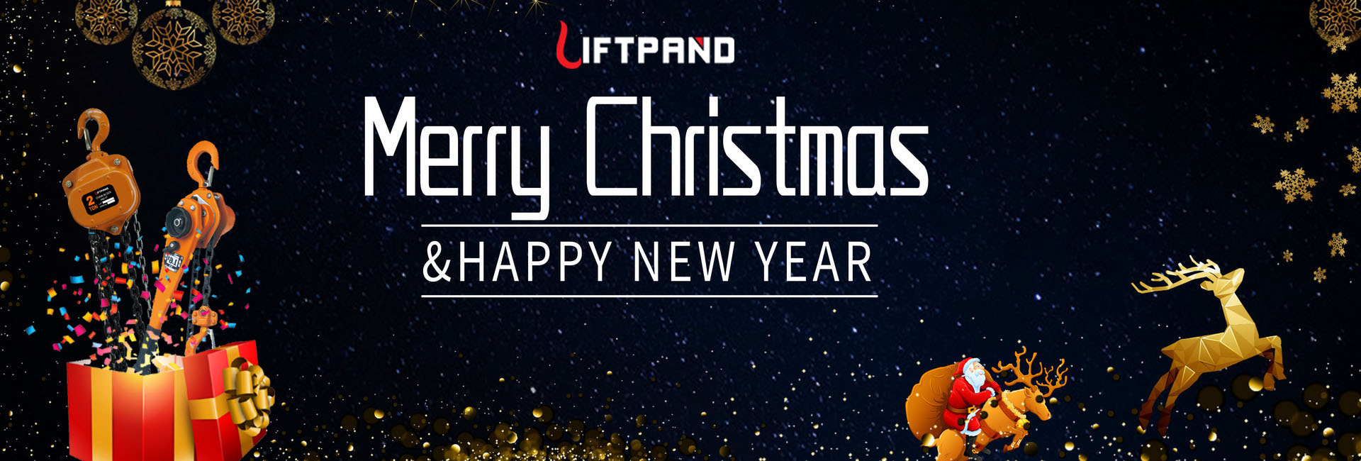 Liftpand Merry Christmas Wishes